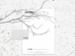 Identité visuelle Méridia Montpellier 1
